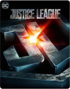 Justice League - 3D Steelbook