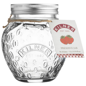 Kilner Strawberry Fruit Preserve Jar