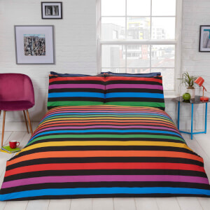 Rapport Three D Duvet Set - Multi