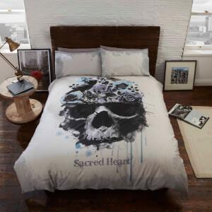 Rapport Sacred Heart Duvet Set - Multi