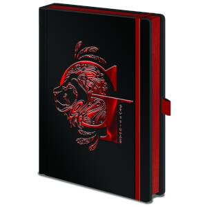 Harry Potter (Gryffindor Folie) Notitieboekje