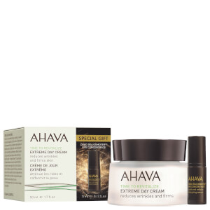 AHAVA Kit Extreme Day Cream & Eye Serum