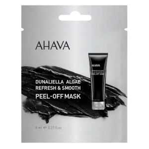 AHAVA Single Use Dunaliella Peel Off Mask 8ml