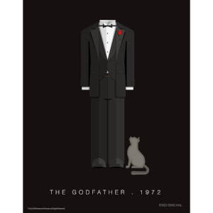 Godfather Costume Artwork