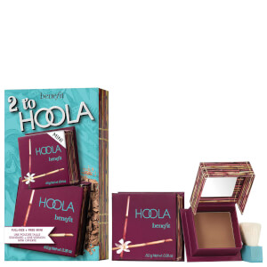 benefit 2 to Hoola (Worth £39.00)