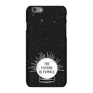 The Future Is Female Phone Case for iPhone and Android