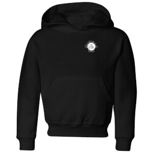 The Future Is Female Kids' Hoodie - Black