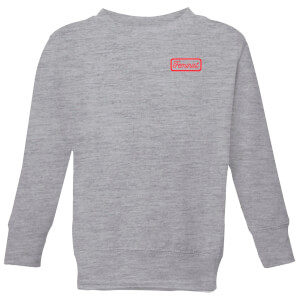 Feminist Kids' Sweatshirt - Grey