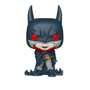 DC Batman - Batman versione Red Rain (1991) Figura Pop! Vinyl