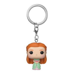 Harry Potter - Ginny Weasley al Ballo del Ceppo Pop! Portachiavi
