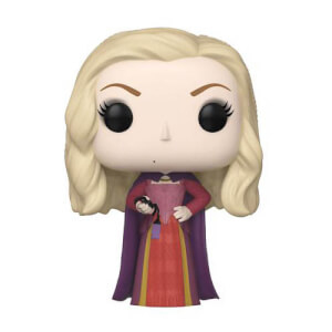 Disney Hocus Pocus Sarah with Spider Funko Pop! Figuur