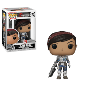 Gears of War - Kait Pop! Vinyl Figur