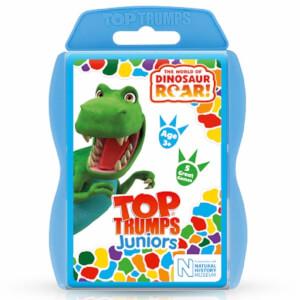 Top Trumps Card Game - Dinosaur Roar Edition
