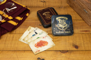 Hogwarts Castle Playing Cards