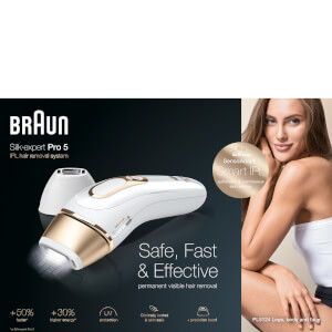 Braun Silk-expert Pro 5 IPL PL5124 with Precision Head and Pouch: Image 4