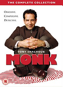 Monk - The Complete Series