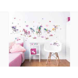 Walltastic Magical Unicorn Wall Stickers