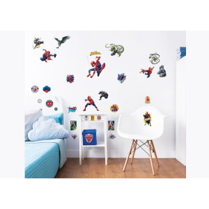Walltastic Marvel Spider-Man Wall Stickers