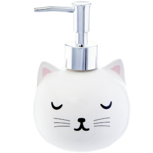 Sass & Belle Cutie Cat Hand Wash Dispenser