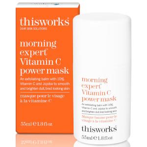 this works Morning Expert Vitamin C Power Mask 55ml