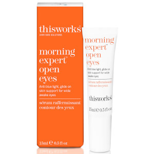 this works Morning Expert Open Eyes 15ml