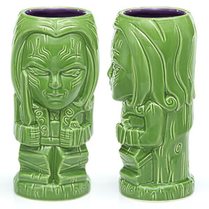 Beeline Creative Guardians of the Galaxy Gamora Geeki Tikis-beker (414 ml)