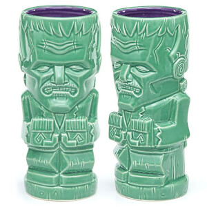 Beeline Creative Frankenstein 18 oz. Geeki Tikis Mug