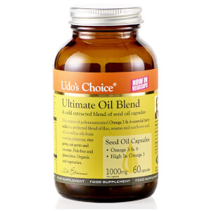 Udo's Choice Ultimate Oil Blend - 60 Capsules