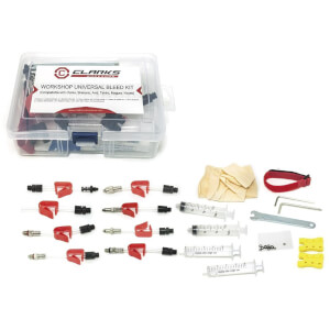 Clarks Universal Brake Bleed Kit