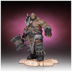 Statuette de collection Ogrim, Warcraft (2016), échelle 1:6 (33 cm) – Gentle Giant