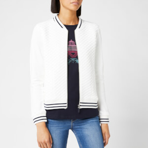 Barbour Women's Rowlock Overlayer Jacket - Off White