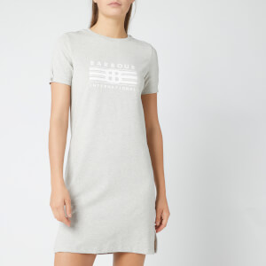 Barbour International Women's Morzine Dress - Pale Grey Marl
