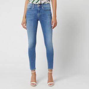 Frame Women's Le Skinny De Jeanne Crop Jeans - Estella