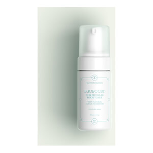 Supermood Egoboost Pure Micellar Foam Toner 120ml