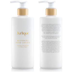 Jurlique Restoring Hand Lotion 300ml (Lemon, Geranium & Clary Sage) - US