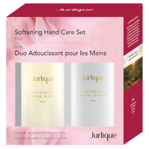 Jurlique Softening Hand Care Set (Rose) (Worth $62.00)