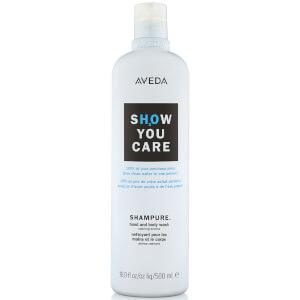 Aveda Shampure Hand and Body Wash Limited Edition 500ml