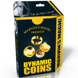 Marvin's Magic Dynamic Coins Multilingual