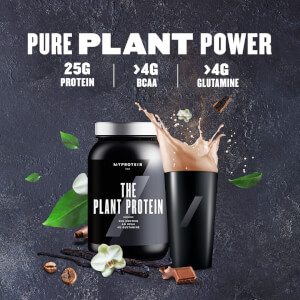 Myprotein THE Plant Protein (Sample) (USA)