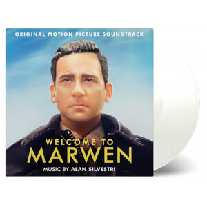 lan Silvestri - Welcome To Marwen (Soundtrack) [2LP] (LIMITED CLEAR 180 Gram Audiophile Vinyl, gatefold, PVC sleeve, numbered to 500)