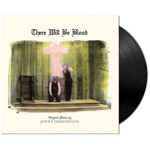 Nonesuch - Jonny Greenwood - There Will Be Blood (Soundtrack) [LP] (first time on vinyl, Radiohead guitarist/keyboard player)