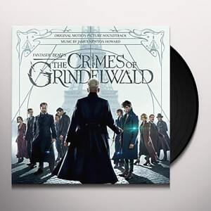 WaterTower Music - James Newton Howard - Fantastic Beasts: The Crimes Of Grindelwald (Soundtrack) [LP] (gatefold)