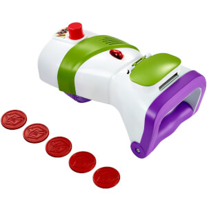 Toy Story 4 Buzz Lightyear Rapid Disc Launcher
