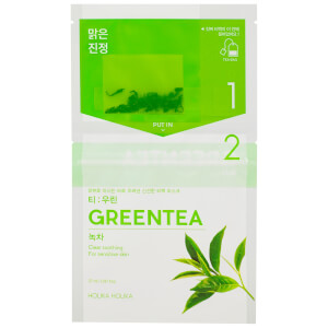 Holika Holika Instantly Brewing Tea Bag Mask - Green Tea