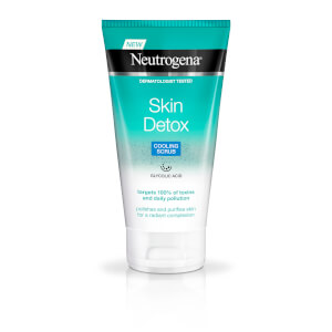 Neutrogena Skin Detox Cooling Gel Scrub 150ml