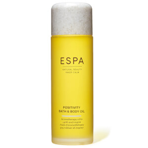 ESPA Positivity Bath and Body Oil 100ml