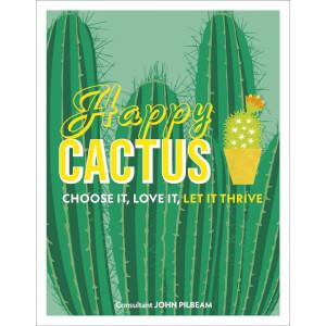 Happy Cactus (Hardback)