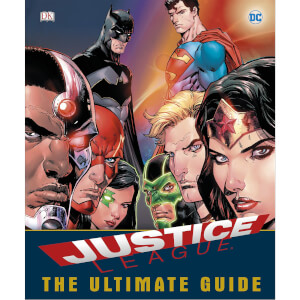 DC Comics Justice League The Ultimate Guide (Hardback)
