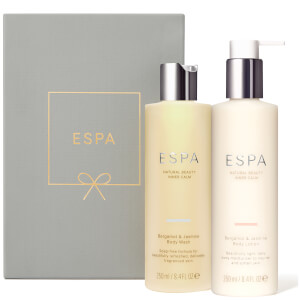 ESPA Bergamot and Jasmine Shower and Hydrate (Worth $59.00)