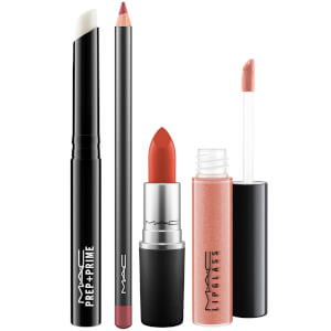 MAC Mother's Day Marrakesh Lip Trio